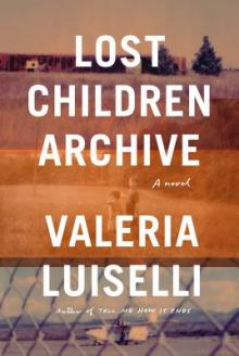 Valeria Luiselli Point Reyes Books